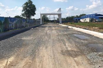 Đất ngã 3 Đức Hòa ngay mặt tiền đường TL825 trong trung tâm thị trấn Đức Hòa giá chỉ 790 triệu/80m2