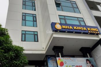 Cho thuê nhà chính chủ mặt đường 11 Nguyễn Xiển- Khuất Duy Tiến,155m2,xây 8 tầng,mt 6,6m,thang máy