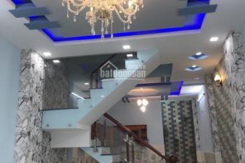 Bán nhà 2 lầu, giá 3,7 tỷ, hẻm xe hơi, đường Liên Khu 4 - 5, Quận Bình Tân