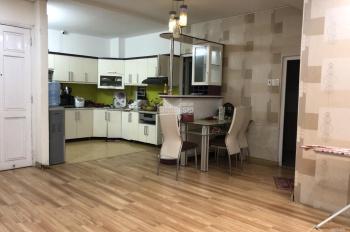 Cho thuê căn hộ cao cấp 590 CMT8, Quận 3, giá 15tr/th, 110m2, 3PN, 2WC, full nội thất, nhà đẹp