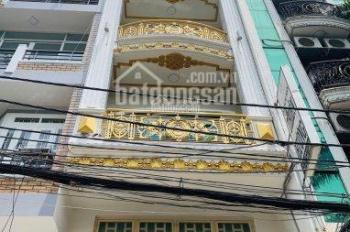Cho thuê nhà mặt tiền Nguyễn Đình Chiểu Q3 đoạn 2 chiều, DT: 4x16m trệt 4 lầu mới đẹp, giá 40 tr/th