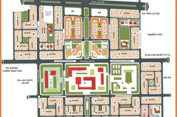 Bán đất Huy Hoàng: 87tr/m2, trục thông 95tr/m2, mặt tiền sông 235tr/m2