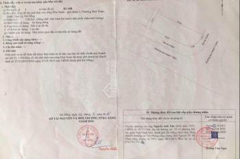 Bán lô đất 2MT đường Thanh Lương 11 và Thanh Lương 12 Hòa Xuân, giá siêu rẻ chỉ 4,4x tỷ. 093568696