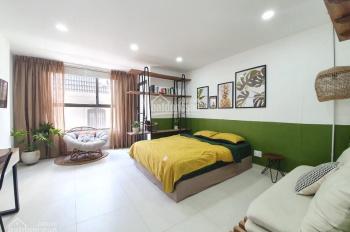 Cho thuê căn hộ mini 36m2 đầy đủ nội thất tại Orchard Garden, view thoáng. Giá thuê: 10 triệu/tháng