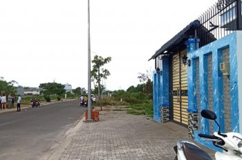 Bán đất quy hoạch 1/500 trong KDC Tân Tạo, DT 218.50m2 giá 6.560 thổ cư 100%, sổ hồng riêng