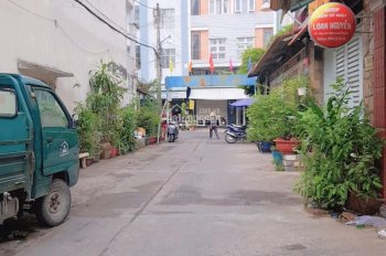 Hẻm 6m thông gần chợ Tân Hương, DT 4x23m nhà 1 lầu, giá tốt: 7,1 tỷ TL. Vị trí đẹp (Hào Em)