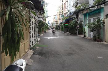 Cho thuê nhà NC 5PN/3WC cực hiếm HXH TK25/ Trần Hưng Đạo, P. Cầu Kho, Quận 1