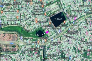 Bán giá sốc 747,4m2 đất 3 mặt tiền trung tâm quận Cẩm Lệ - Đà Nẵng