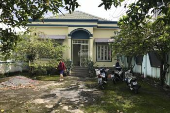 Bán nhà biệt thự vườn 2 mặt tiền,khu dân cư an ninh