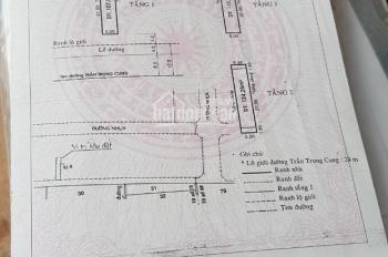 Bán nhà mặt tiền Trần Trọng Cung giá rẻ gọi 0.037417.2222