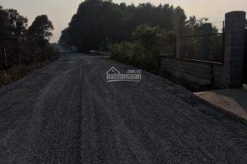 Bán đất 1055m2 tại Xã Phạm Văn Cội đã san lấp thích hợp làm kho xưởng, giá cực tốt để đầu tư