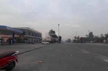 Gia đình cần tiền gấp nên bán lô đất mặt tiền đường Hàm Nghi, TP. Hà Tĩnh, giá rẻ