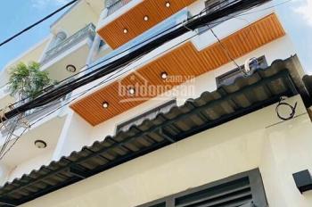 Cần bán gấp nhà phố cao cấp đường Quang Trung, P. 8, Gò Vấp, DT: 5x11m, đúc 1 trệt 3 lầu