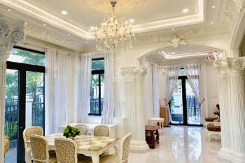 Nhà đẹp, khu Compound, nhiều tiện ích giá thuê siêu tốt 25tr nguyên căn 4 tầng, Lakeview City, Q.2