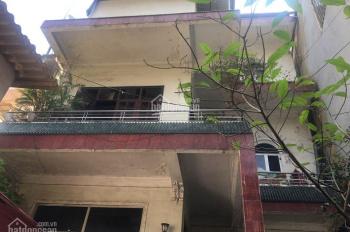 Bán nhà phố Nguyễn Khánh Toàn DT 125m2, XD 150m2, 3 tầng mặt tiền 8.6m giá 9 tỷ. 0901751599
