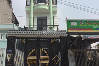 Bán nhà 1 trệt 3 lầu, MT đường 175, phường Tăng Nhơn Phú B, Quận 9