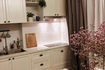 Cho thuê căn hộ chung cư Yên Hòa Sunshine, tầng 16, căn góc 98m2, 2PN, đủ nội thất 13 tr/th