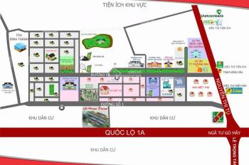 CHÍNH CHỦ - Tôi cần bán lô đất đường Số 1 - KDC VĨNH LỘC , Bình Tân, DT: 5mx20m, giá 2.1 tỷ TL