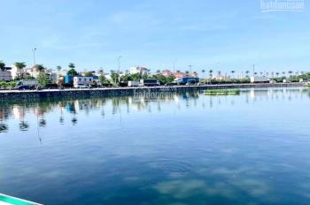 Bán đất phân lô mặt hồ, vỉa hè, ô tô tránh, Kinh doanh đỉnh phố Nguyễn Văn Linh, 100m2, 7.5 tỷ