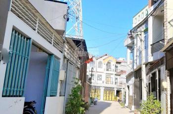Bán nhà 1 trệt 2 lầu hẻm xe hơi Đường Lê Văn Chí, P Linh Trung. Giá: 4,55 tỷ
