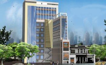 Cho thuê văn phòng Building Ký Con Nguyễn Thái Bình Quận 1 chỉ còn duy nhât sàn 110m2