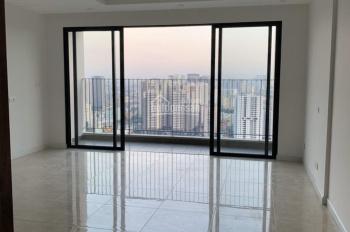 Cho thuê căn hộ Vinhomes D'Capitale Trần Duy Hưng, 110m2, 3PN, 2WC, đồ cơ bản,16tr/th,LH 0915586141