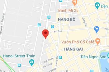Chính chủ bán nhà mặt phố Phùng Hưng, Hoàn Kiếm. MT 10m DT 52m2, giá 27 tỷ, LH: 0978419288