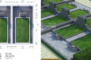Chính chủ cần bán mộ đôi M2 Sala Garden, LH Huu 0902973338