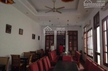 Chính chủ cho thuê nhà mặt phố Hàng Khay view hồ Gươm: 100m2 tầng 1 vuông vắn, mặt tiền 5,8m