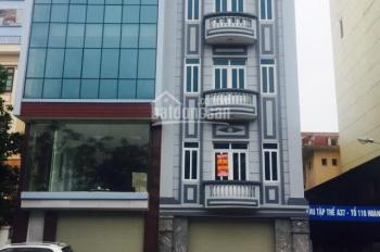 Cho thuê nhà mặt phố Hòa Mã ngay ngã tư Thi Sách: 100m2 x 7 tầng + 1 hầm, mặt tiền 8m. 0906216061