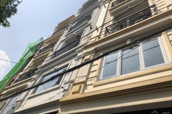 Bán nhà mới xây trệt 4 lầu ô tô đậu trong nhà cách MT Vũ Tùng 20m khu giáp Q1