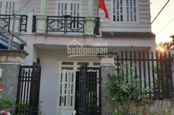 Bán nhà 5,5x15m Gần trường TH Bùi Văn Ngư, xã Bà Điểm, Hóc Môn