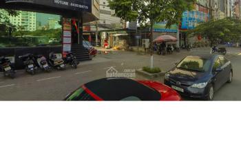 Bán đất mặt phố Trần Thái Tông-Trung tâm quận Cầu Giấy-1260m2- mt 38m- 310 tỷ
