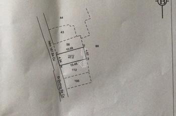 Bán nhà 167/8B Ba Cu, phường 4, TP Vũng Tàu, hướng Tây Nan, giá 3,5 tỷ