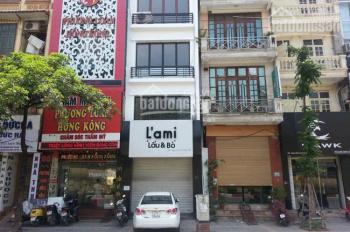 Cho thuê nhà mặt phố Láng 36m2 X 4 tầng, MT 3.6m;Giá 20 triệu;LH Phú Trần:098.9585039-090.3460739