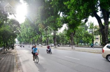 Bán nhà mặt phố Kim Mã, Ba Đình 500m2 thổ cư 2 mặt đường
