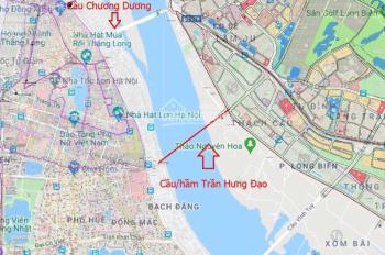 Chính chủ Bán đất mặt phố Tư Đình, 2mặt (1phố, 1 ngõ ô tô) DT 69m, Mt 3.8, nở hậu, kd, ở giá 5.2 tỷ