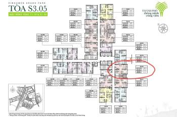Bán gấp căn Vinhomes Grand Park Q9, giá rẻ nhất thị trường, LH 0902508286