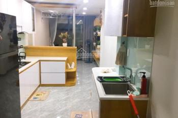 Bán nhà đường Cô Giang, Quận 1, 3 tầng mới xây, giá 6.2 tỷ