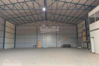 Cho thuê kho xưởng cách 100m Mỹ Phước Tân Vạn, Bình Dương