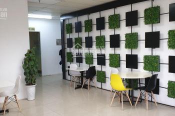 Chính chủ cho thuê văn phòng 50m2 siêu đẹp tại Trần Thái Tông - Cầu Giấy