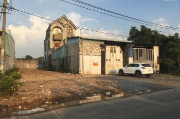Bán đất mặt tiền xã Hòa Phú 160m2 sổ hồng riêng, bao xây dựng LH 0933621323
