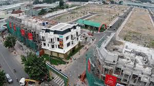 Bán đất sổ hồng dự án Lộc Phát Residence mặt tiền D1 rất đẹp ngay cổng chính LH 0937753739 - TPKD