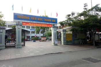 Bán đất mặt phố Thanh Am 108m2, lô góc, tặng nhà cấp 4, giá 7.6 tỷ