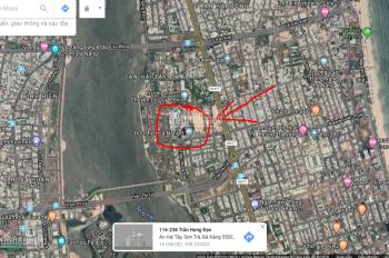 Cần bán lô đất mặt tiền đường Trần Hưng Đạo - An Hải Tây - Sơn Trà - Đà Nẵng