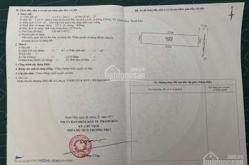 Chính chủ cần bán gấp lô đất F11 khu 1 Khu đô thị Bình Minh - Thanh Hóa
