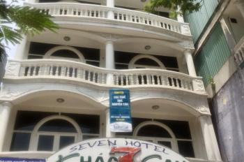 Khách sạn Bàu Cát Đôi, P14, Tân Bình. 8x30m, 4 lầu