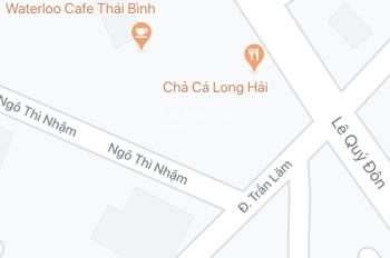 Cần bán khu đất đẹp mặt đường Ngô Thì Nhậm