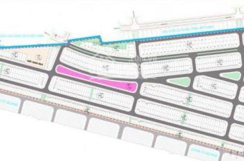 Chính Chủ bán lô đất Long Châu Hội Phố - Làng sen việt nam 615 triệu. Ngay ngã 4 đường lớn.