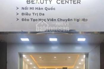 Cho thuê nhà nguyên căn mới, đẹp, mặt tiền đường Nguyễn Thị Minh Khai giá rẻ